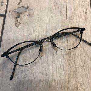 Martine Sitbon retro cat eye frames